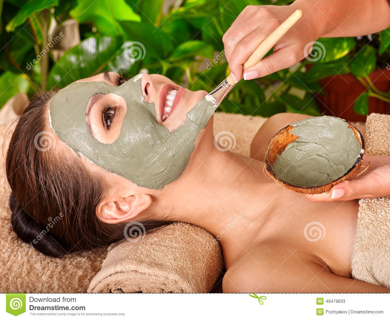 buy facial clay