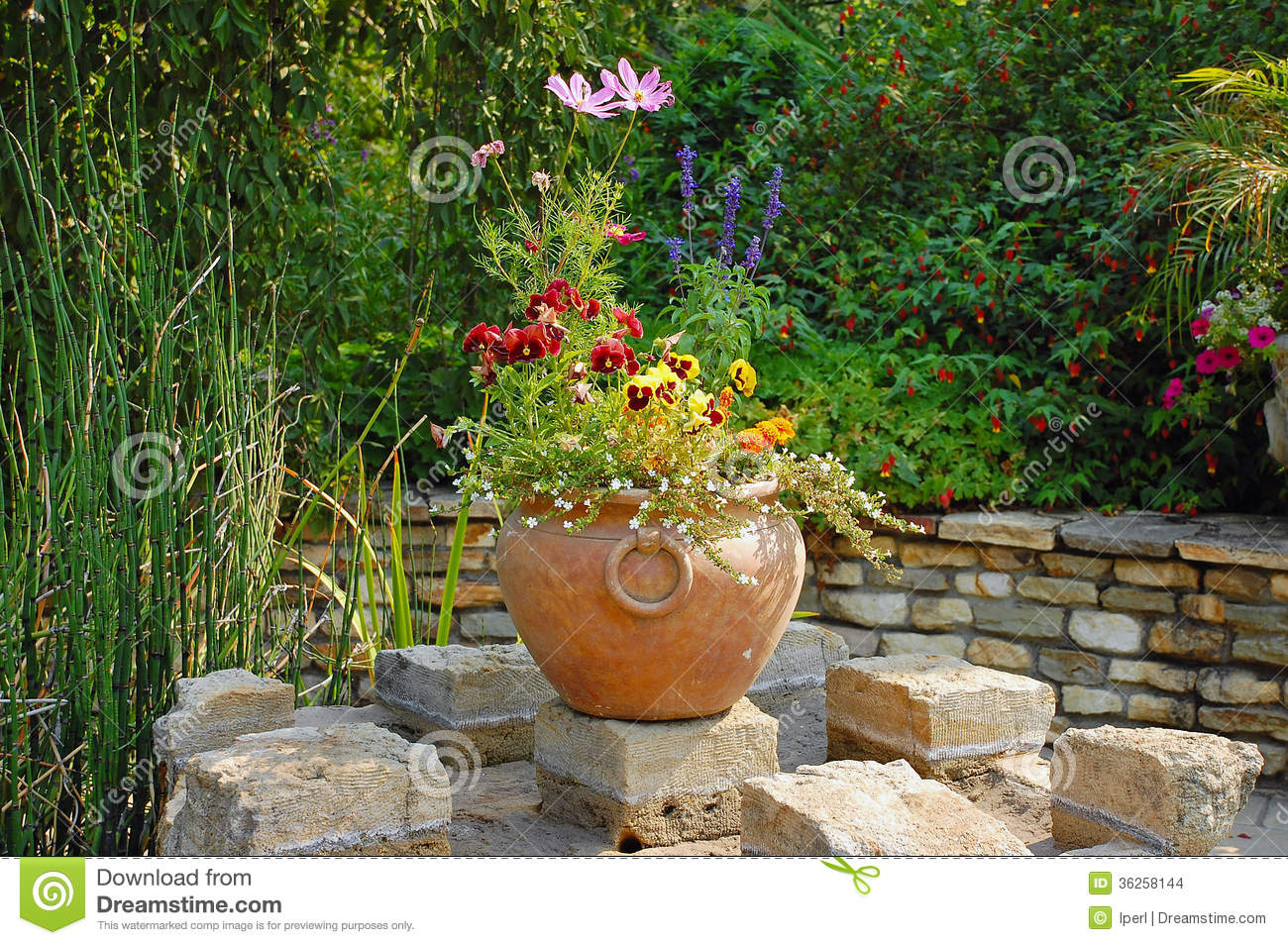 Garden Flower Pots For Garden