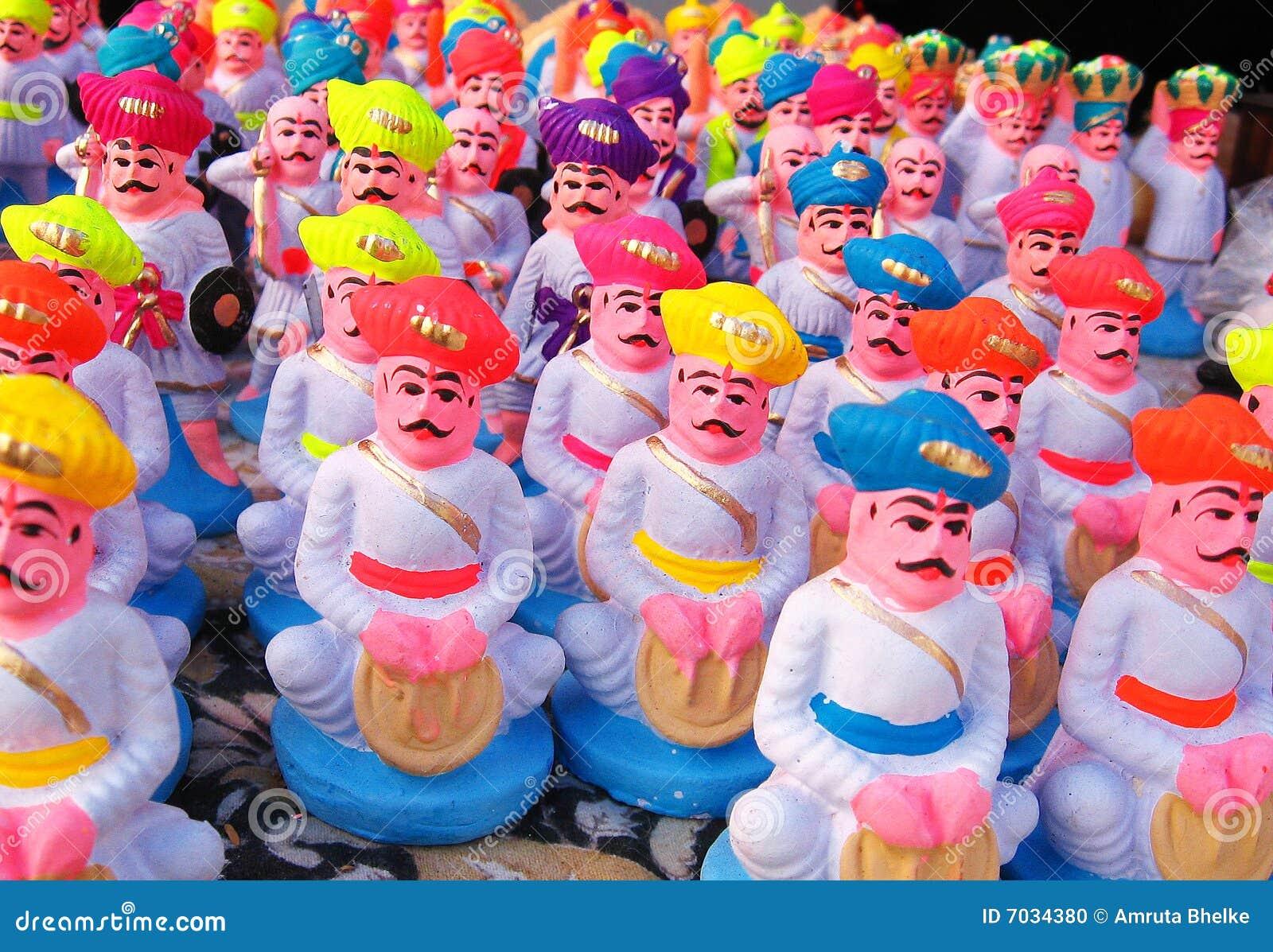 Clay Idols