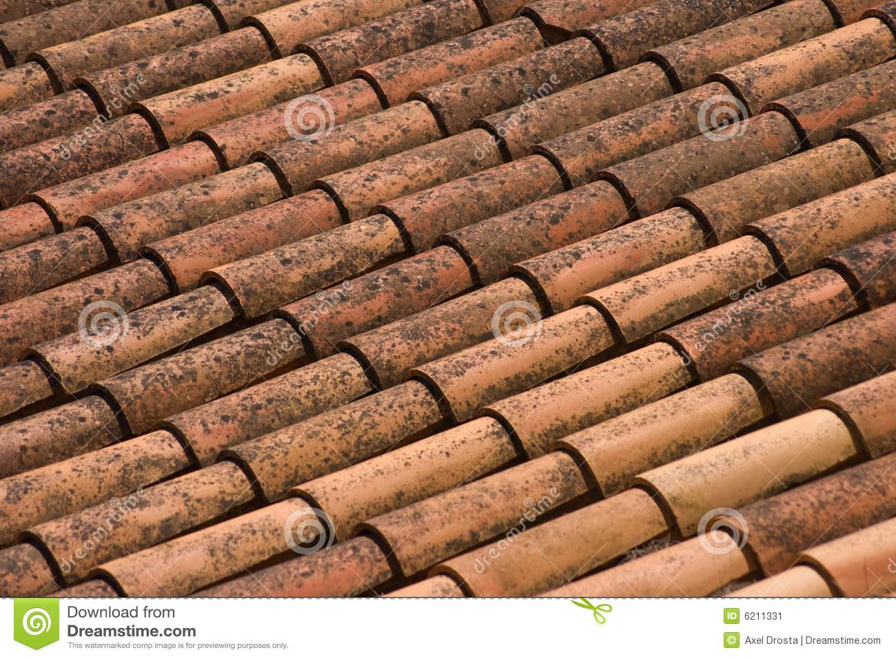 Pictures of roof shingles - Clay Roof Shingles