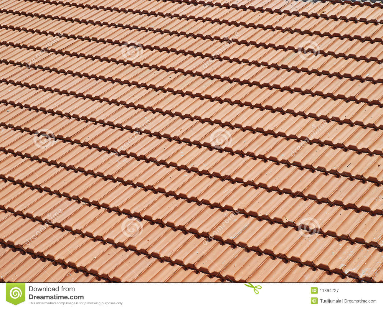 Clay tile roof royalty free stock photography image for Clay tile roofs