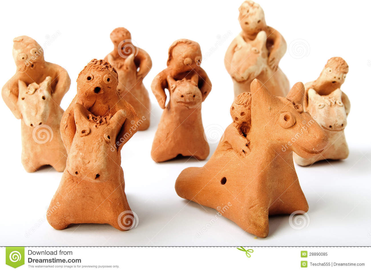 Clay Toys Stock Image Image Of Ocarina Culture Rural 28890085