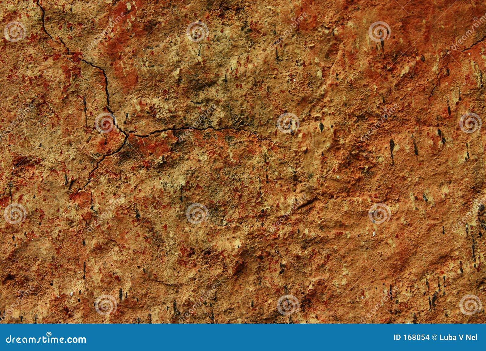 Clay wall tile 2