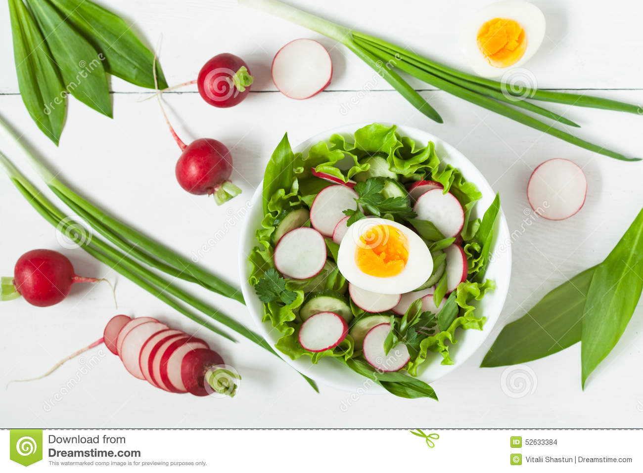 Clean eating food spring salad vith ripe raw stock photo image of organic ingredient 52633384 - Foods never wash cooking ...