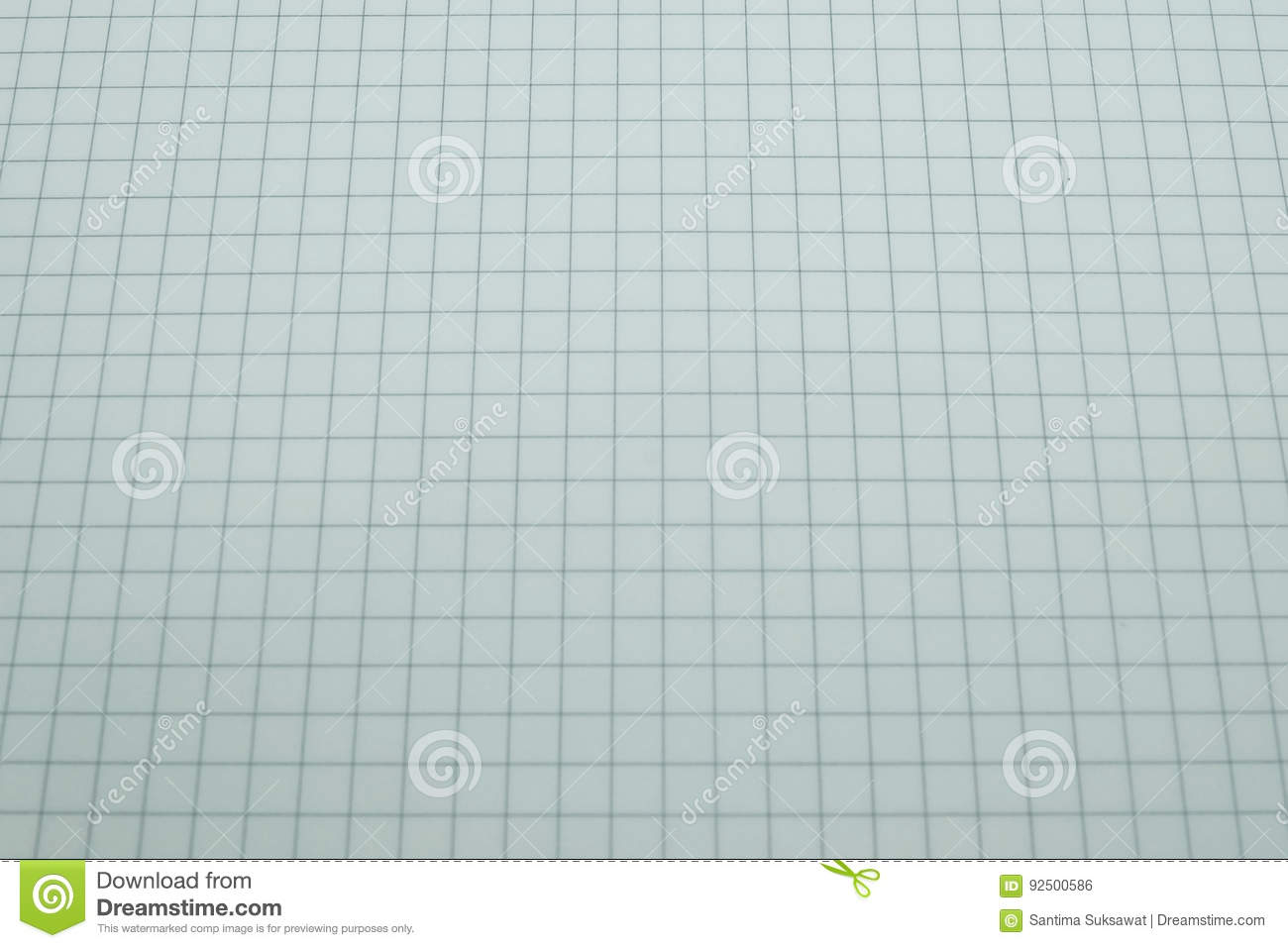 Clean Grid Paper Background Grid Notebook Stock Photo Image Of