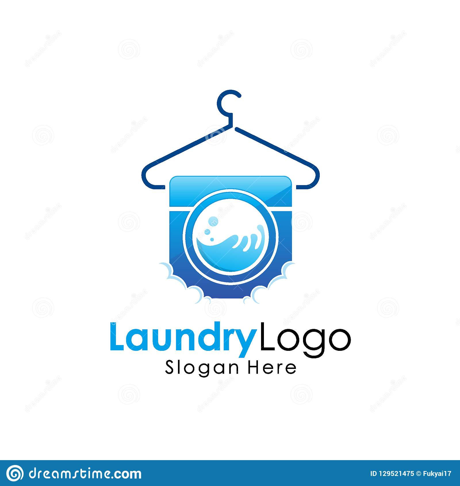 clean laundry logo design concept stock illustration illustration of clothes cleanup 129521475 https www dreamstime com clean laundry logo design concept image129521475