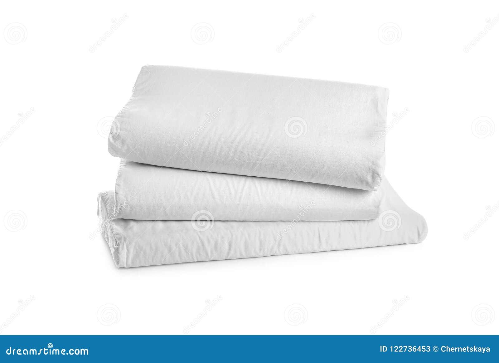 Clean soft orthopedic pillows