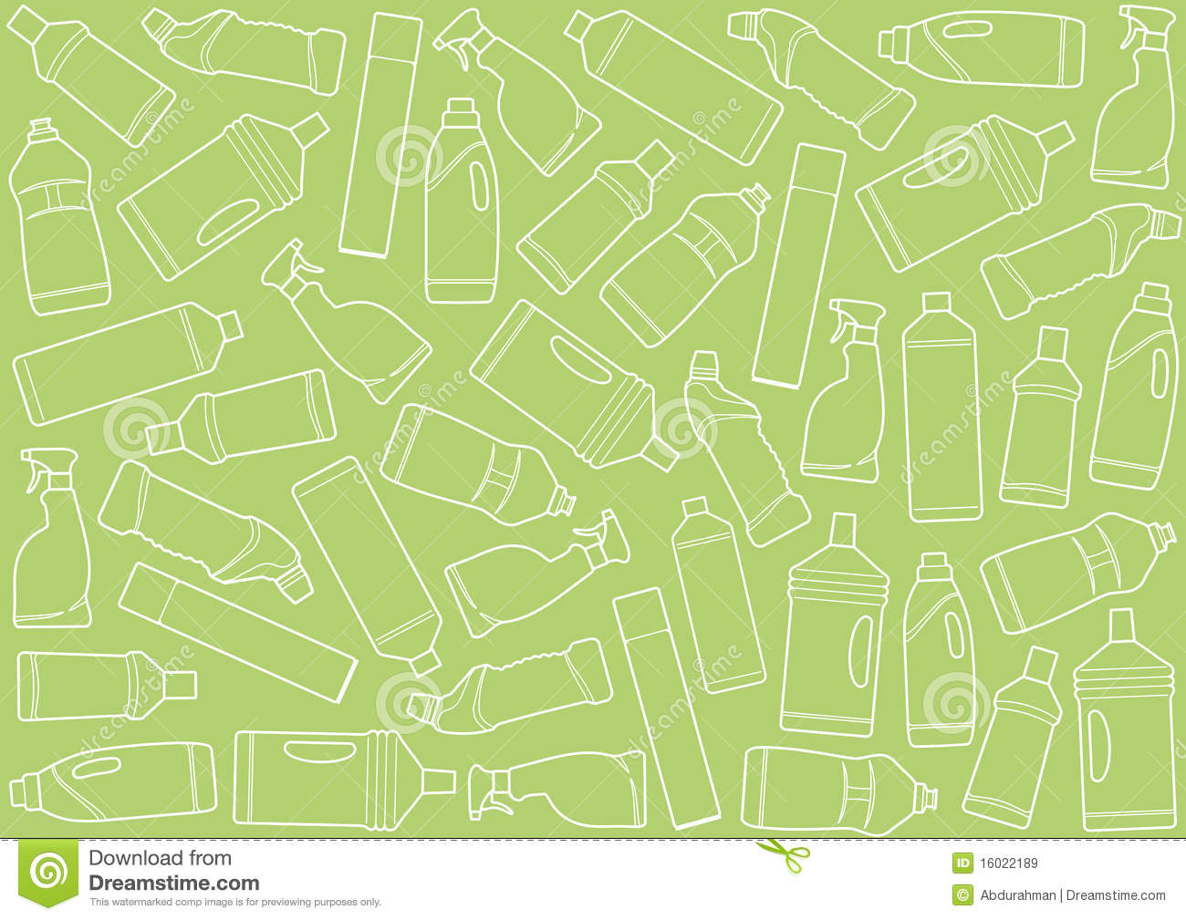 Cleaners Background Royalty Free Stock Images Image