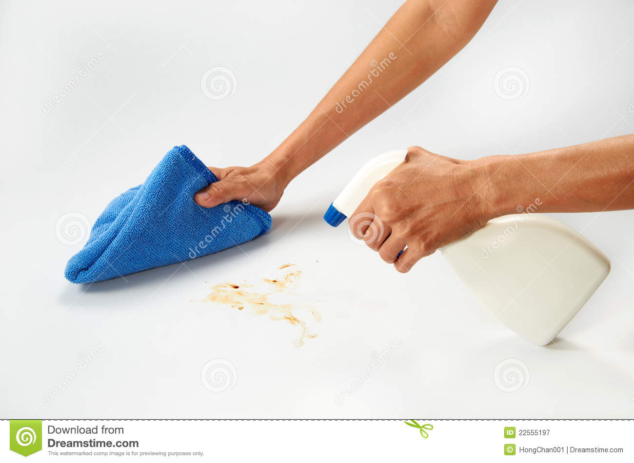 Cleaning Royalty Free Stock Photography Image 22555197