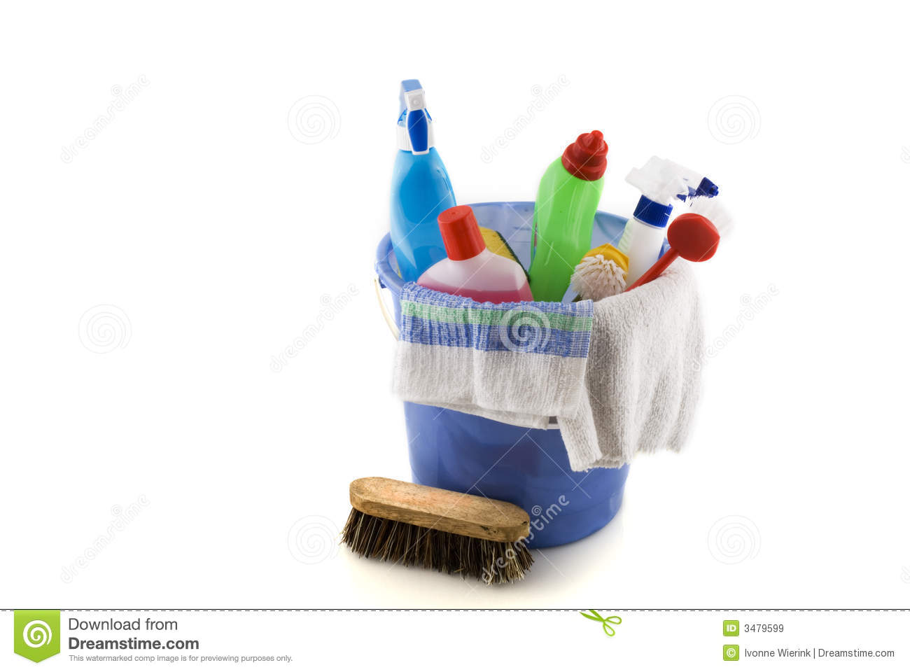 Cleaning Royalty Free Stock Images Image 3479599
