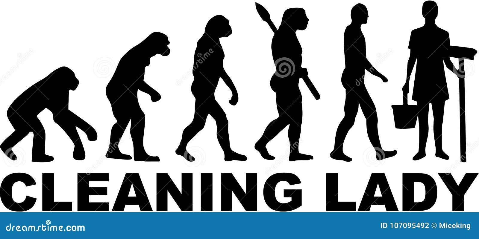 Cleaning damy ewolucja