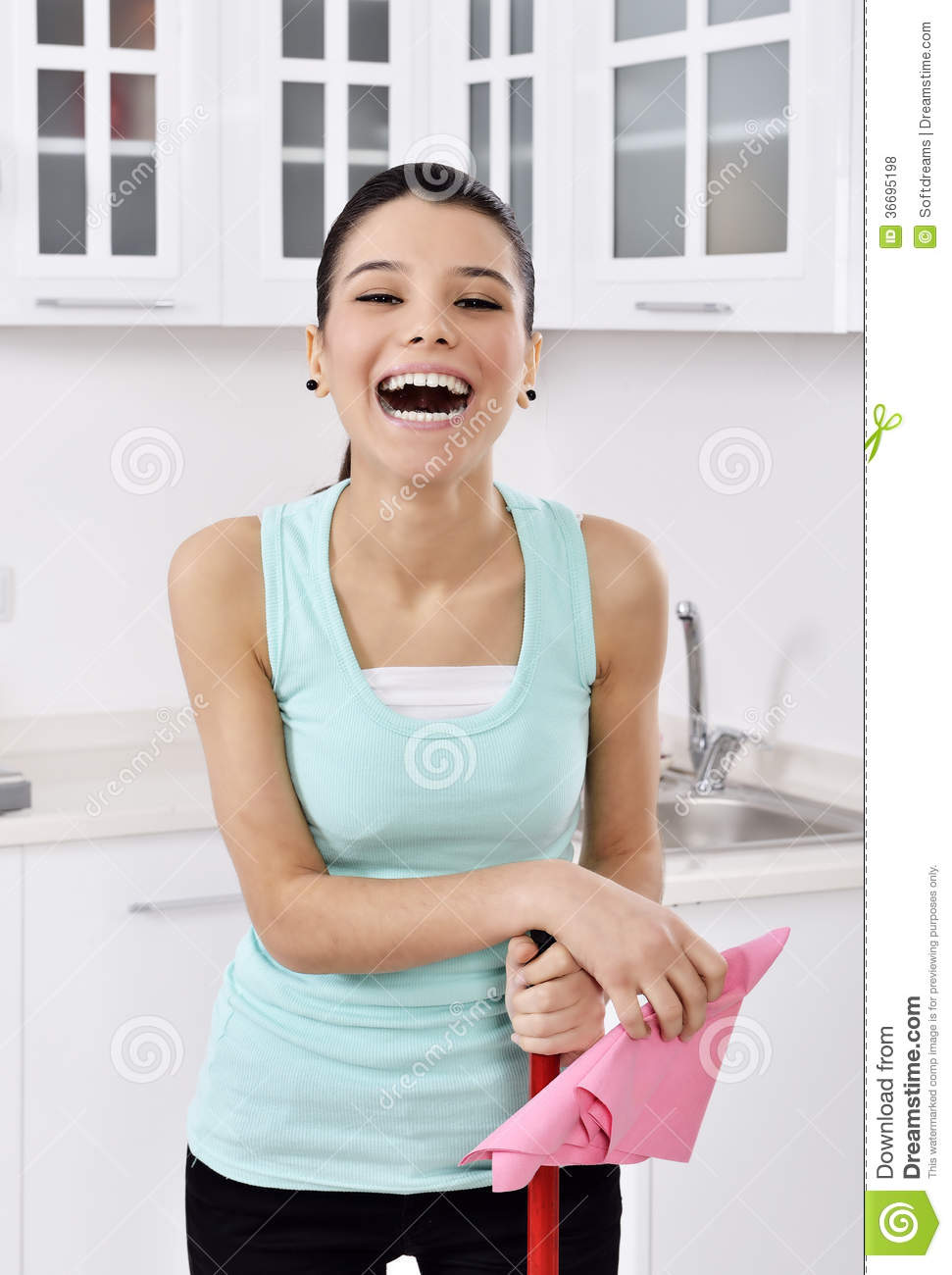 Cleaning the house royalty free stock photos image 36695198 for House cleaning stock photos