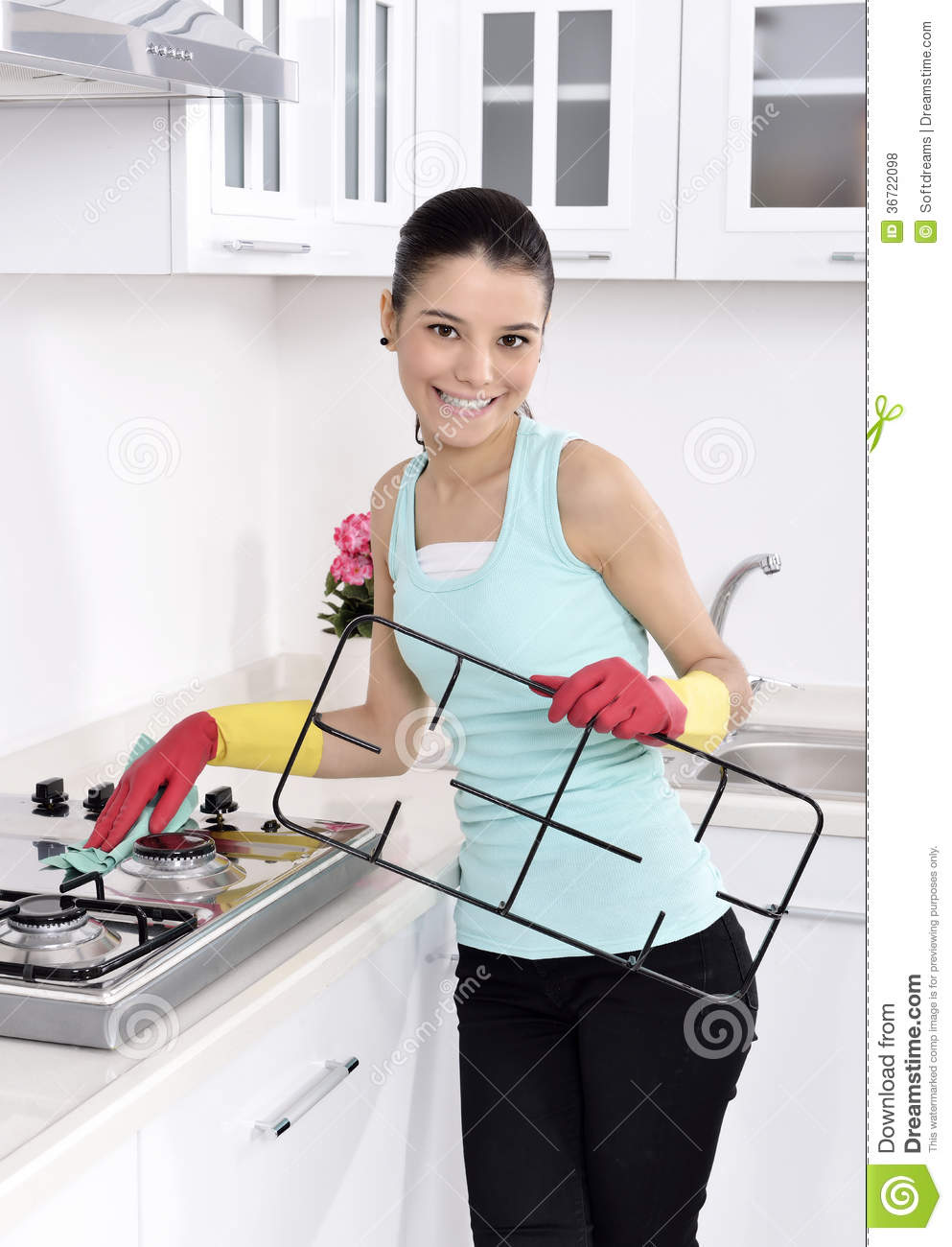 Cleaning the house royalty free stock photos image 36722098 for House cleaning stock photos