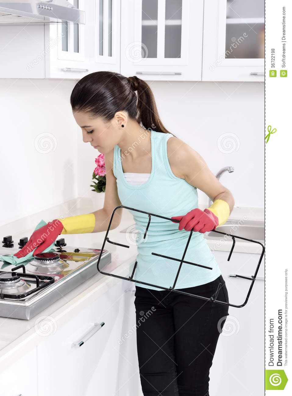 Cleaning the house royalty free stock photos image 36722198 for House cleaning stock photos