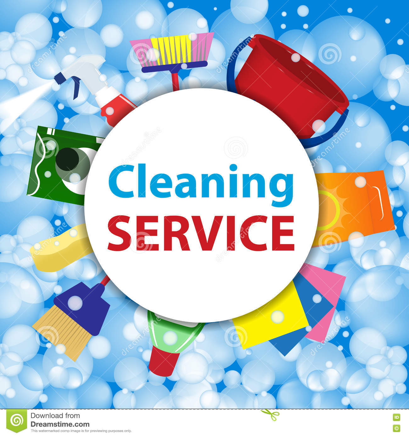 cleaning services flyer template royalty stock image image cleaning service poster template or background for house cleani stock image