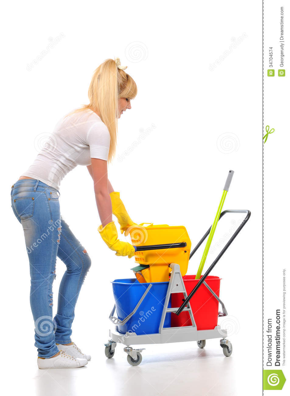 Dusty Home Cleaning