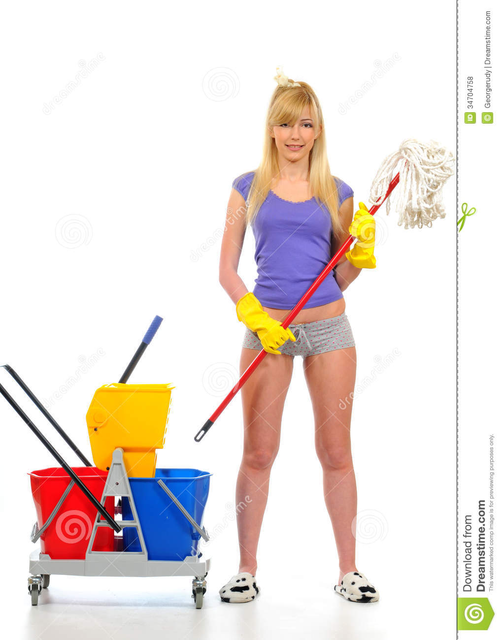 Cleaning Royalty Free Stock Photos Image 34704758