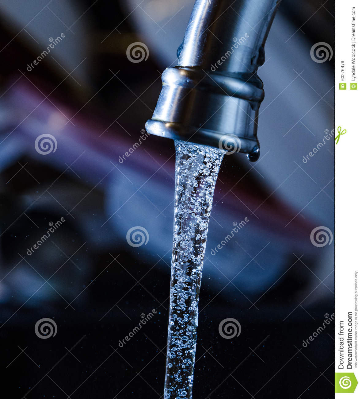 Free Flowing Water Safe To Drink