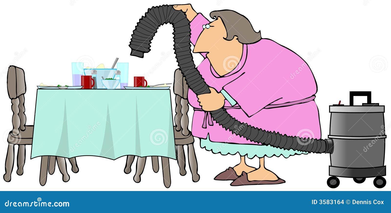 Cleaningmatställe upp