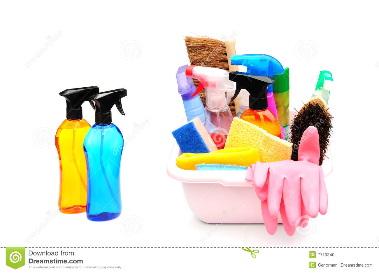 Cleaningprodukter