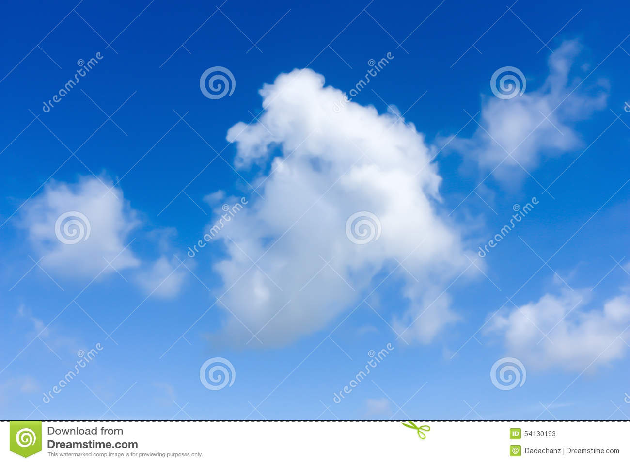 clear blue sky stock photo image 54130193