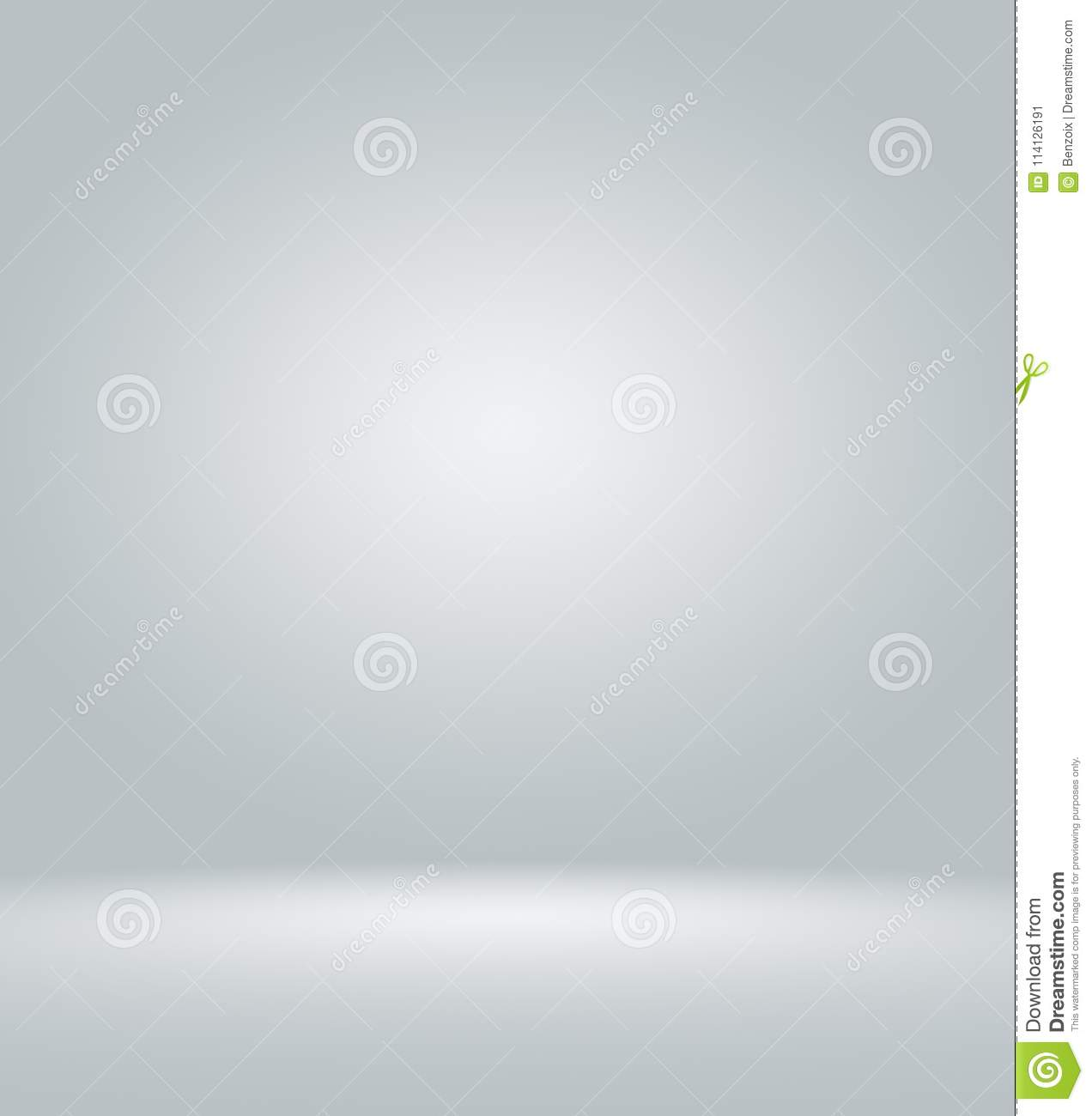 Clear Empty Photographer Studio Background Abstract