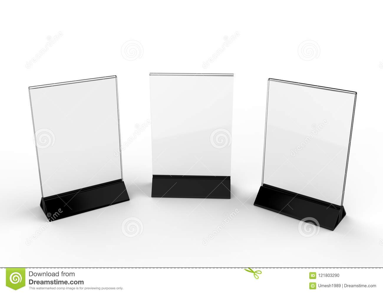 Marvelous Clear Plastic And Acrylic Table Talkers Promotional Upright Download Free Architecture Designs Oxytwazosbritishbridgeorg