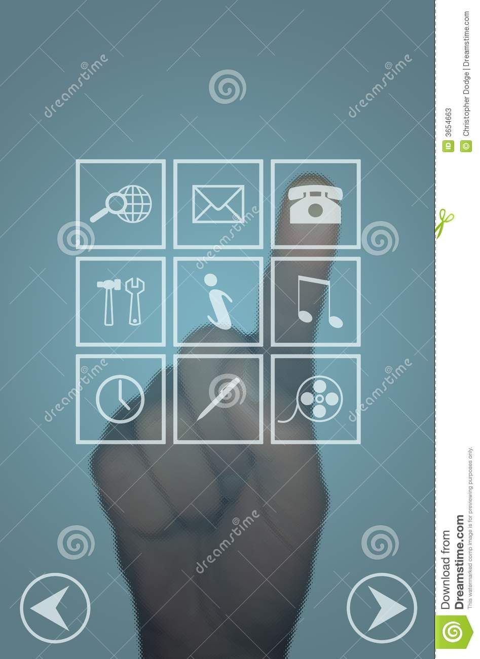 how to clean touch screen scratches