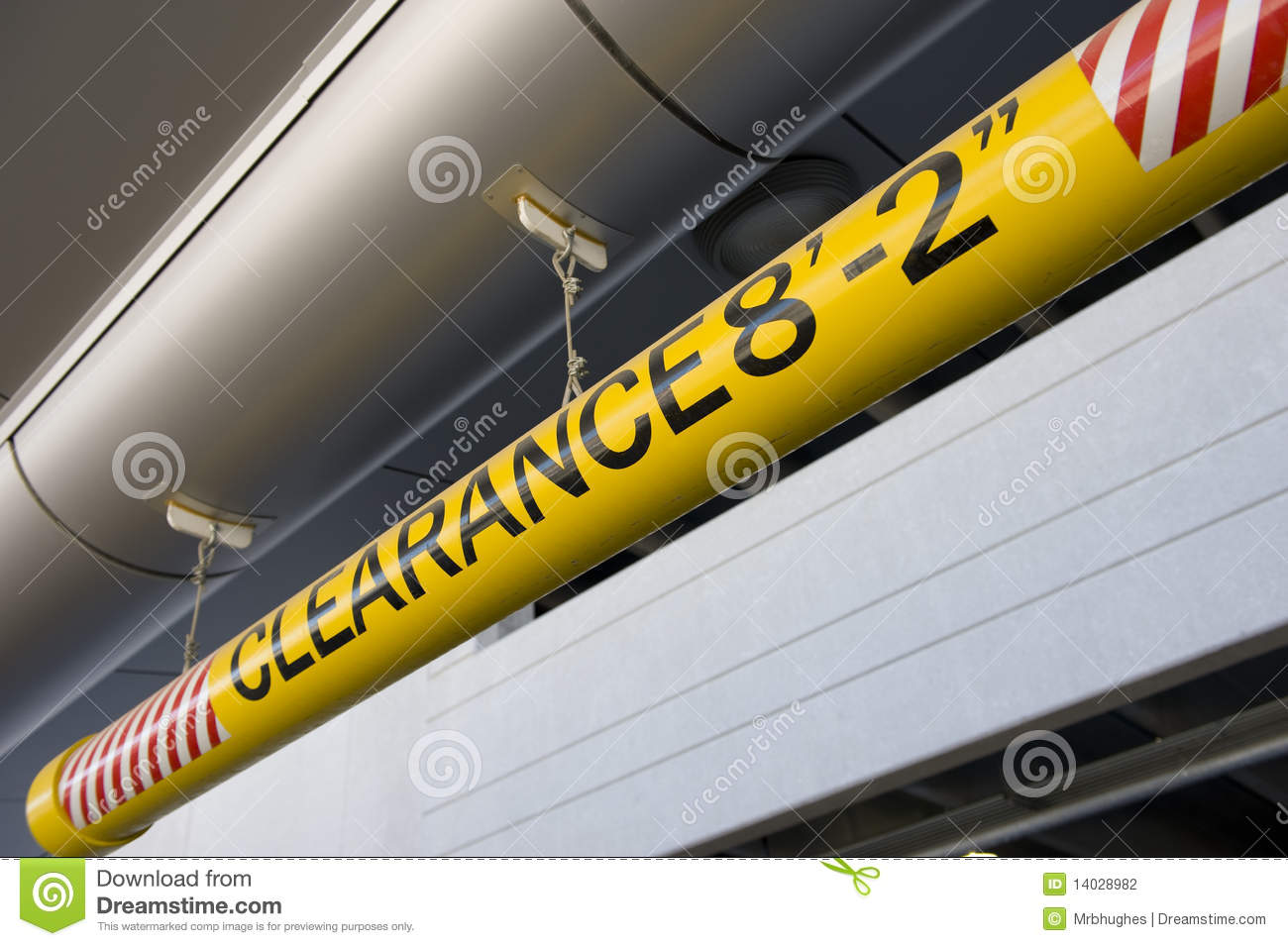 Clearance Sign Stock Photography Image 14028982