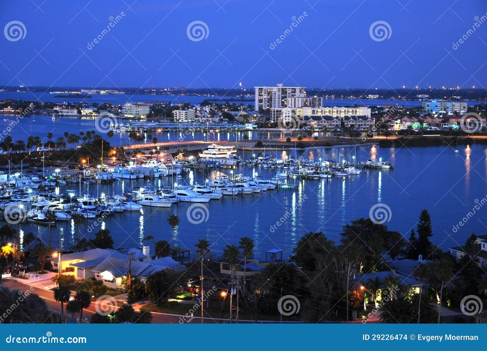 Download Clearwater Florida foto de stock. Imagem de azul, florida - 29226474
