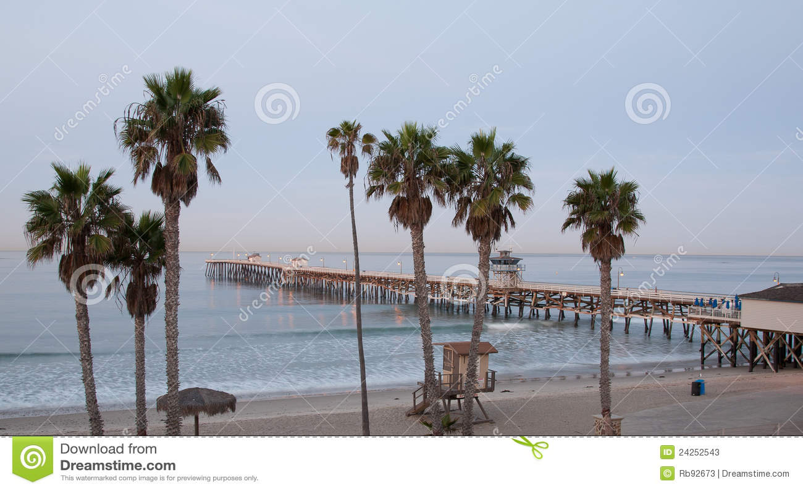Clemente码头圣