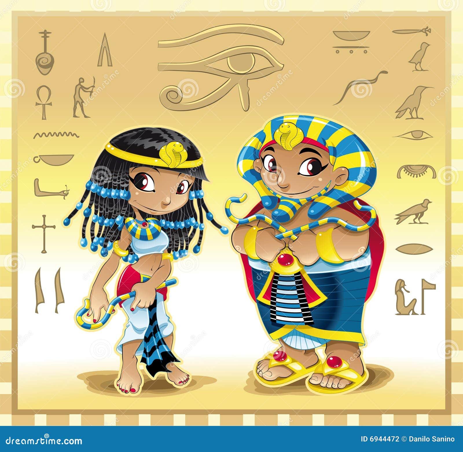 Cleopatra Stock Illustrations – 547 Cleopatra Stock Illustrations ...