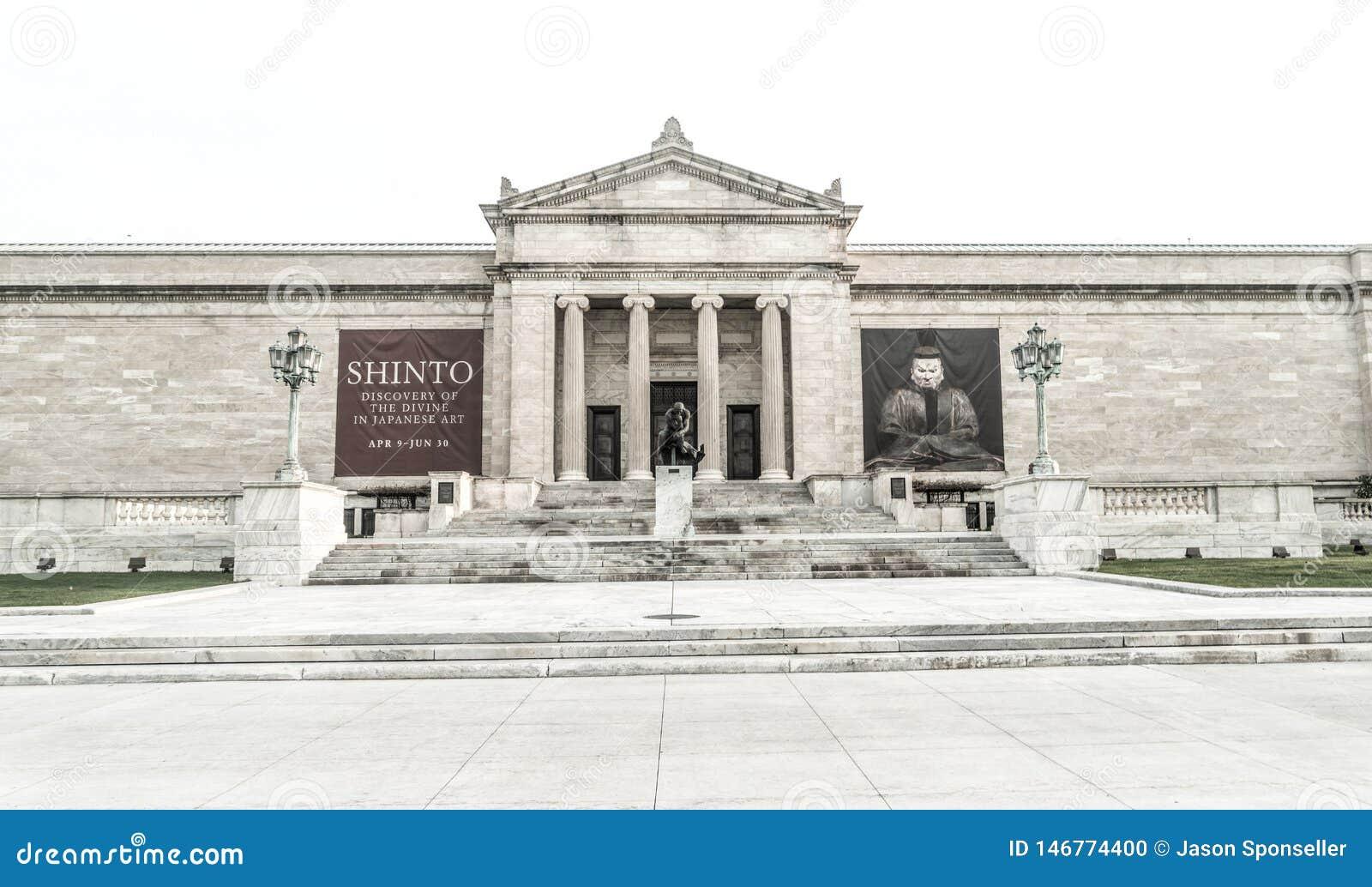 Cleveland Museum av konst