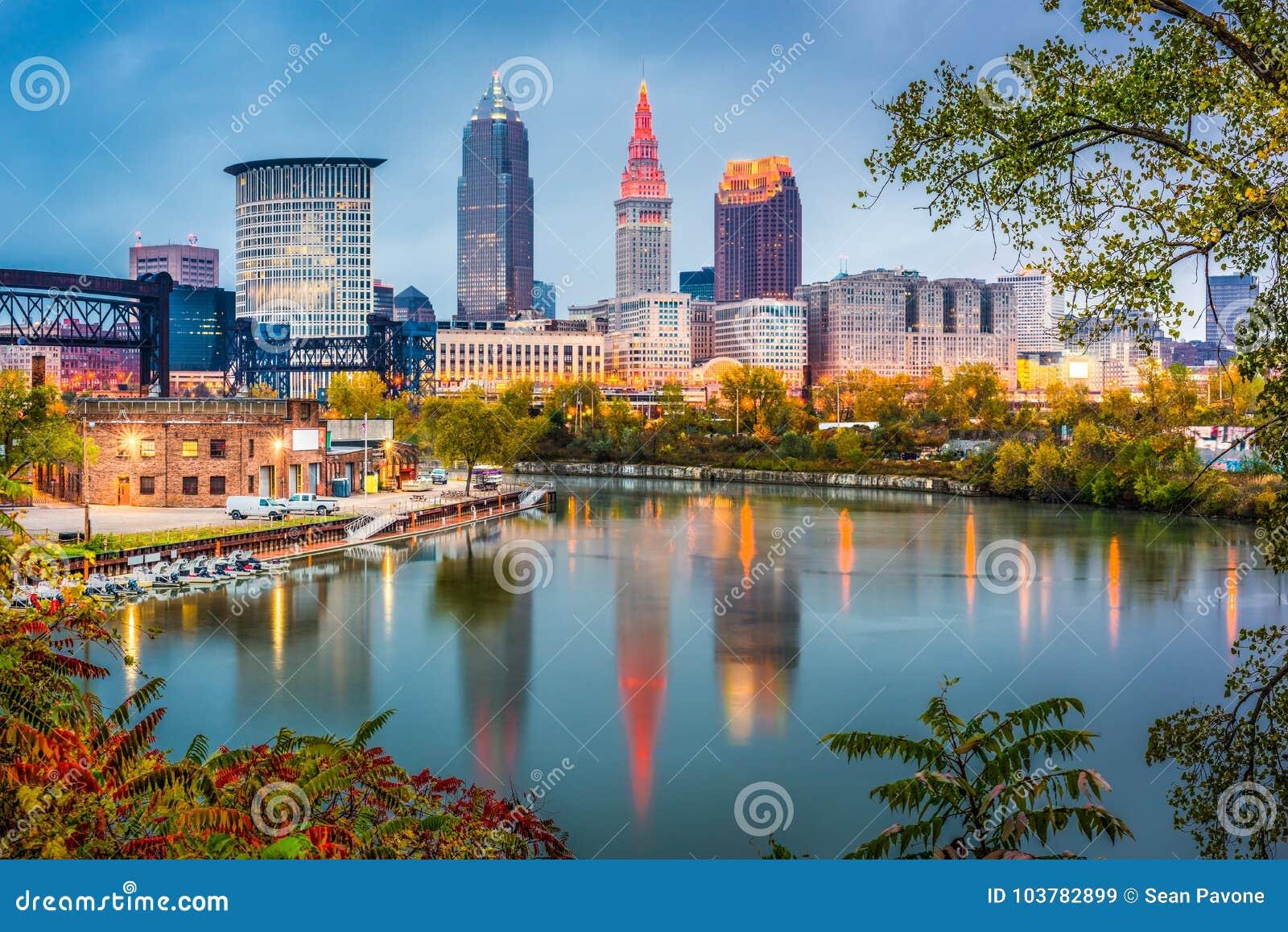 Cleveland, Ohio, de V.S.