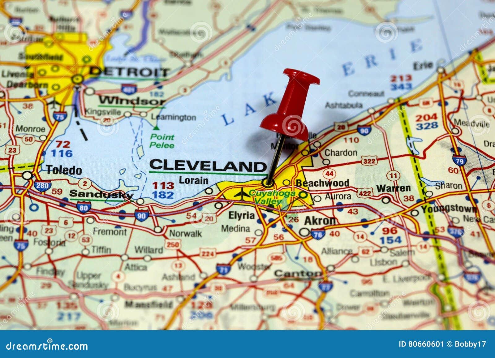 Cleveland in Ohio, de V.S.