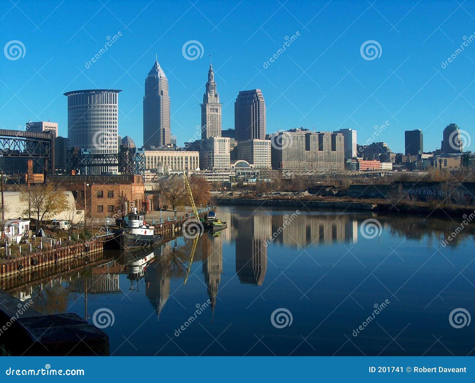 Cleveland reflekterande horisont