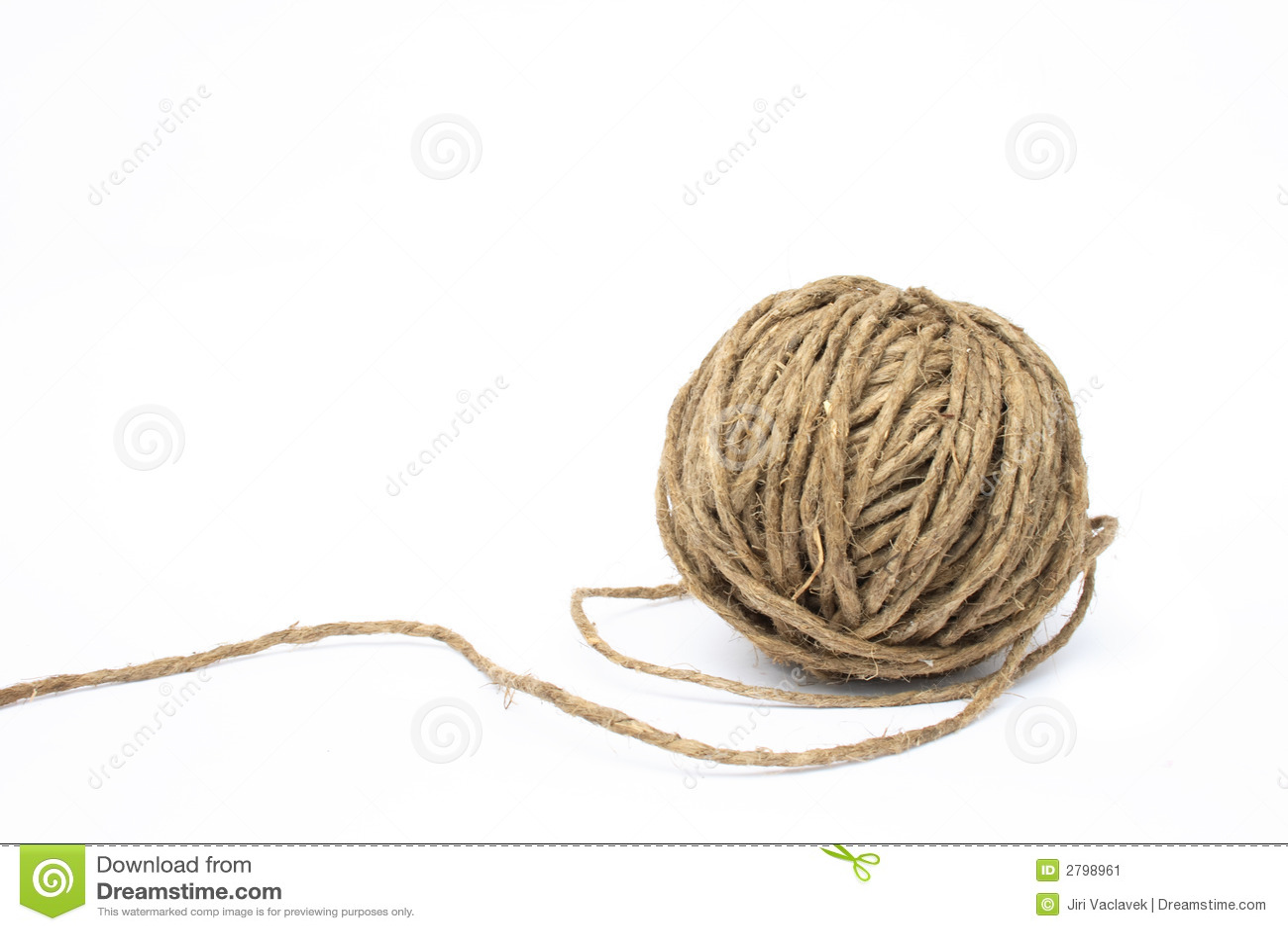 Clew van kabel