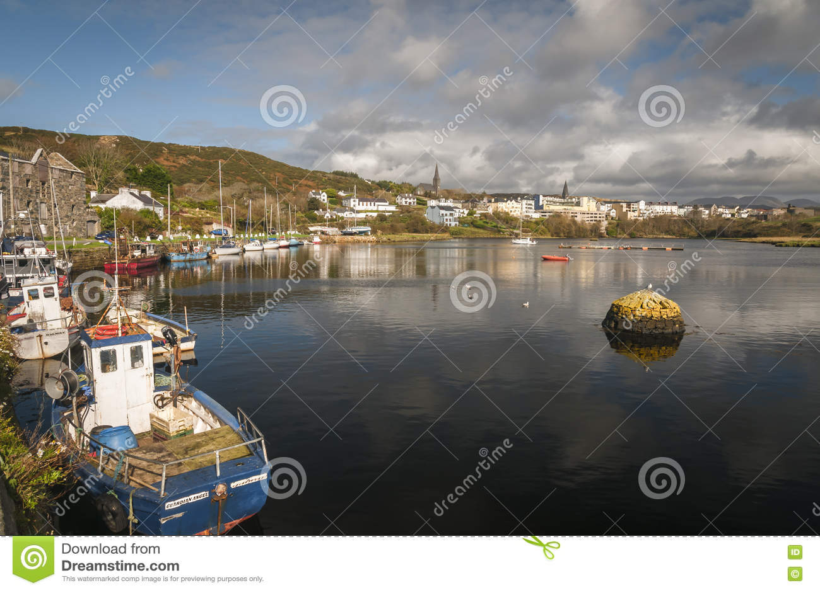Clifden Harbour
