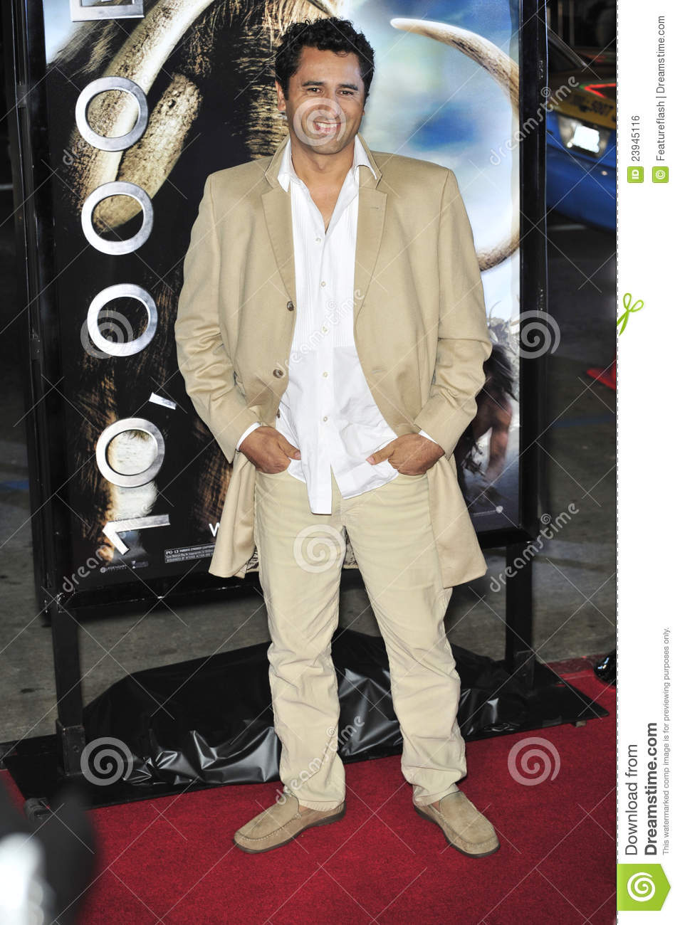 Cliff Curtis editorial photo  Image of cliff, grauman - 23945116