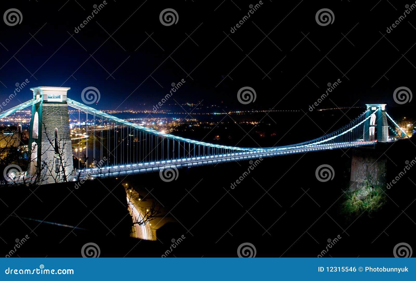 Clifton Aufhebung-Brücke.