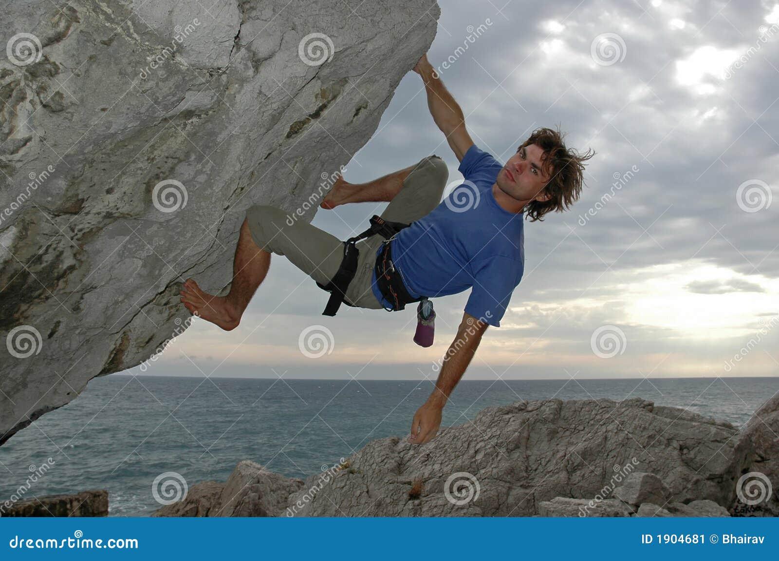 The climb #3