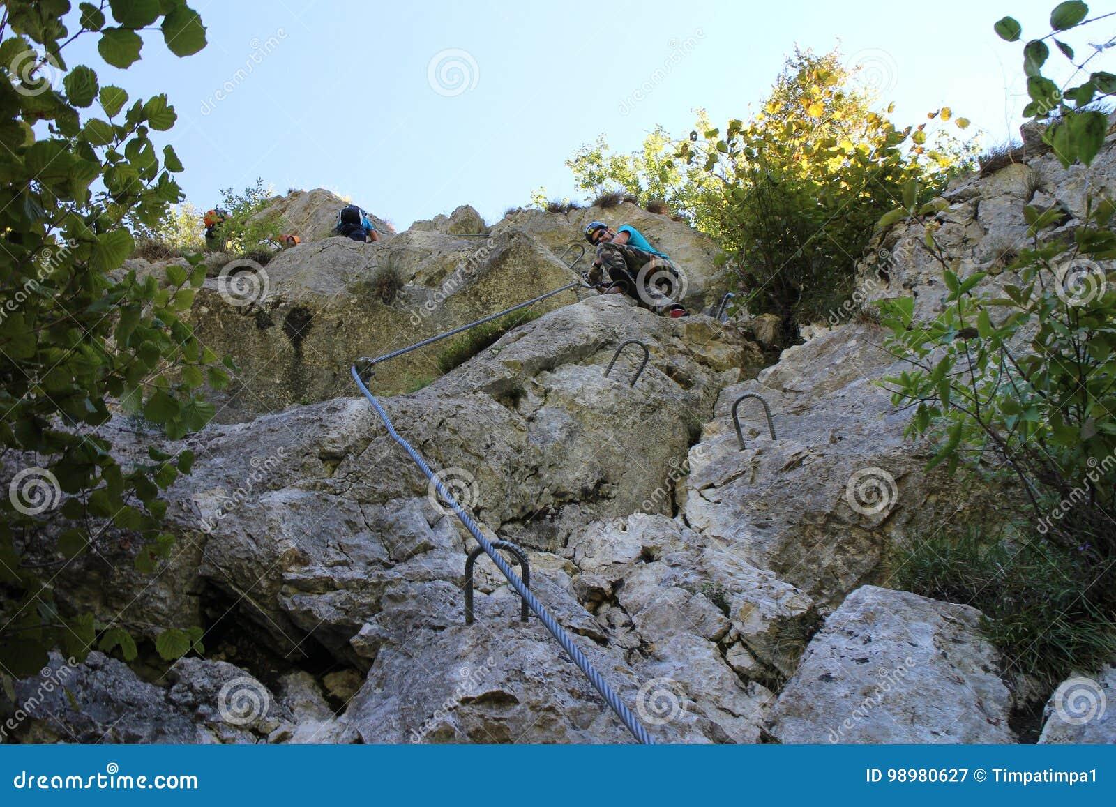Klettersteig Austria : Die schönsten klettersteige in der steiermark