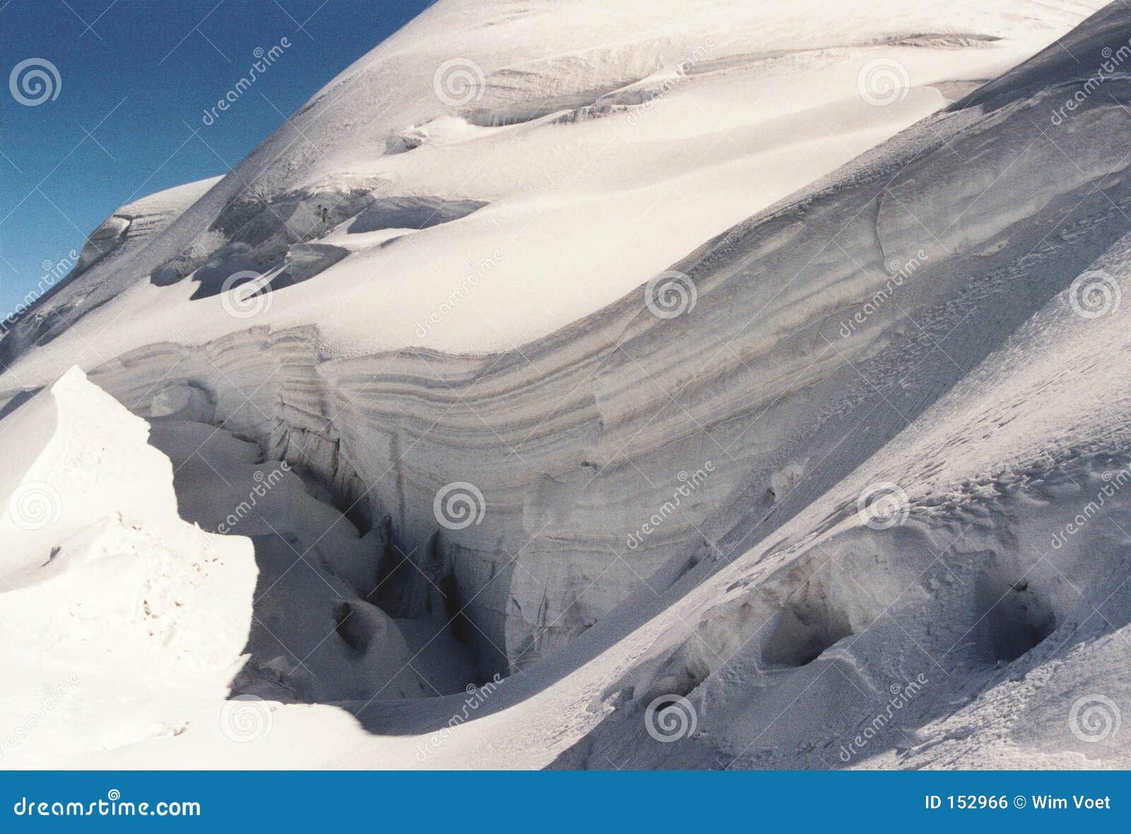 Climbing allalin