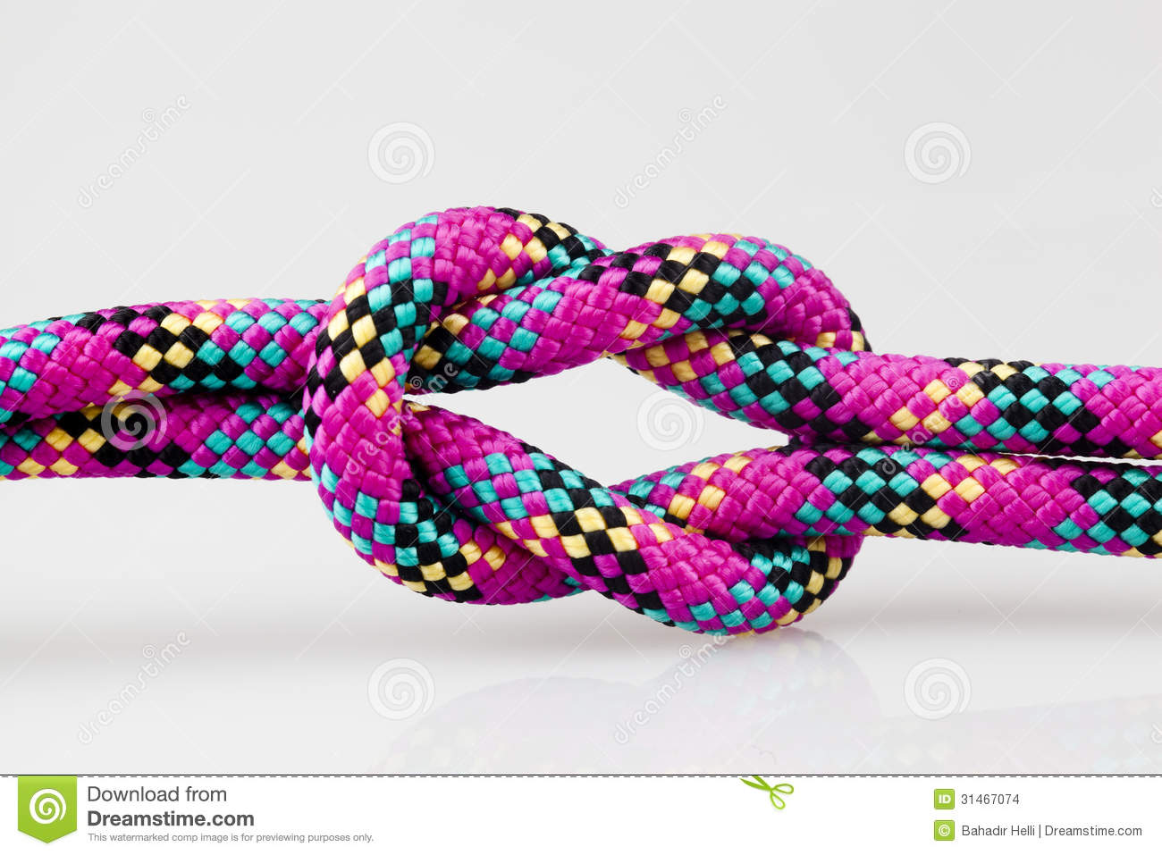 reputable site 6e626 aa21b Climbing rope stock photo. Image of objects, household ...