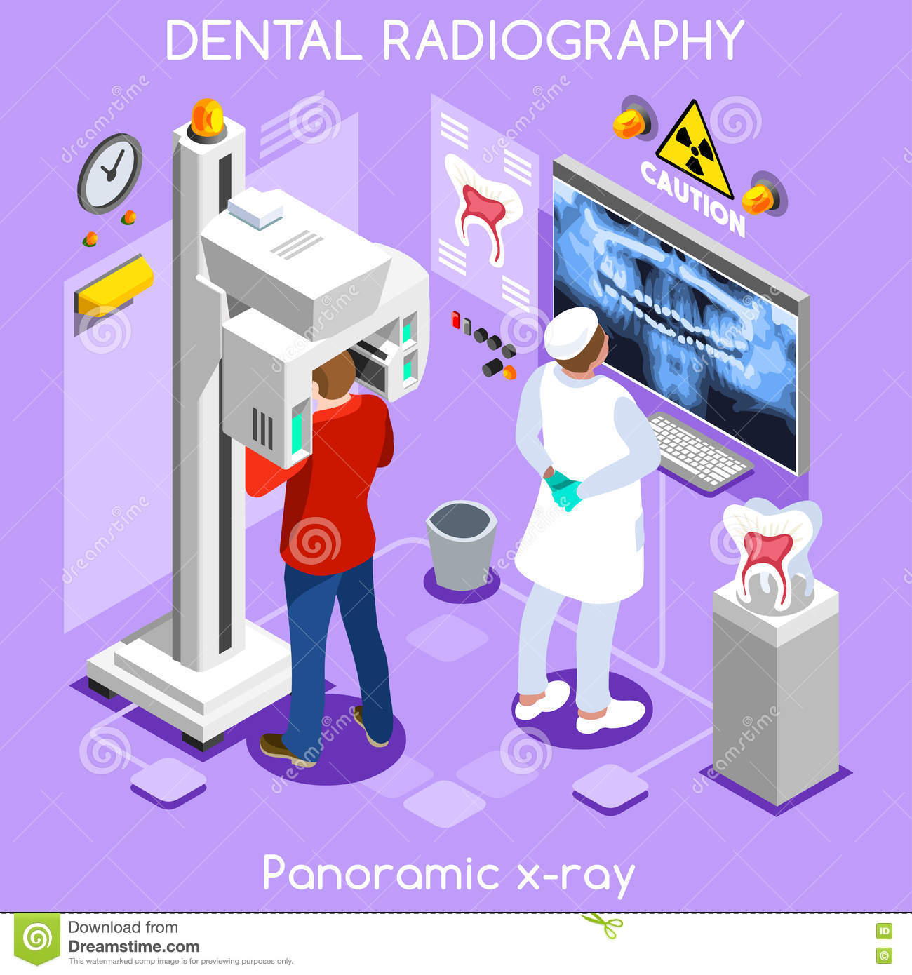 N Ray Radiography Clinic Dental Panorami...
