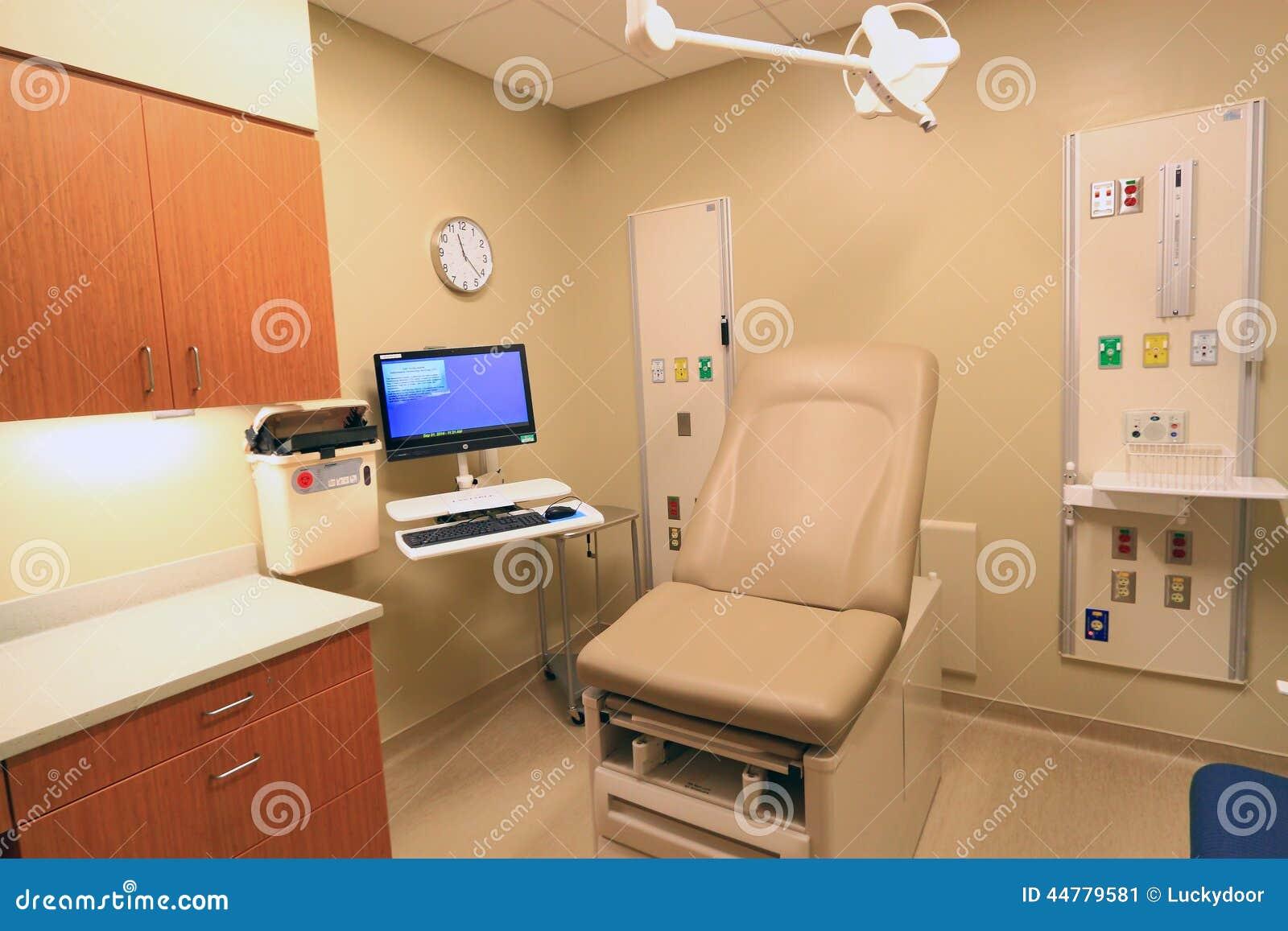 Medical Office Furniture Exam Room