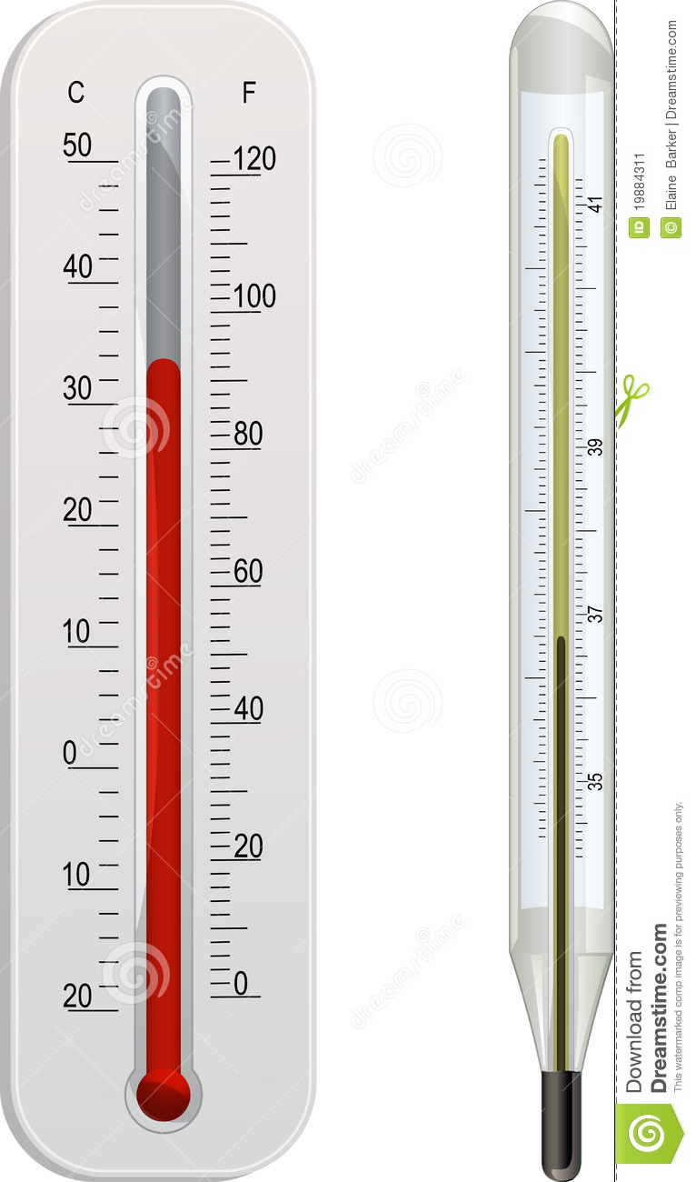 Weather Thermometer Cl...