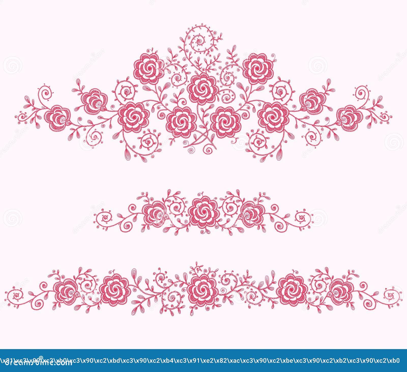 Clip art de las rosas