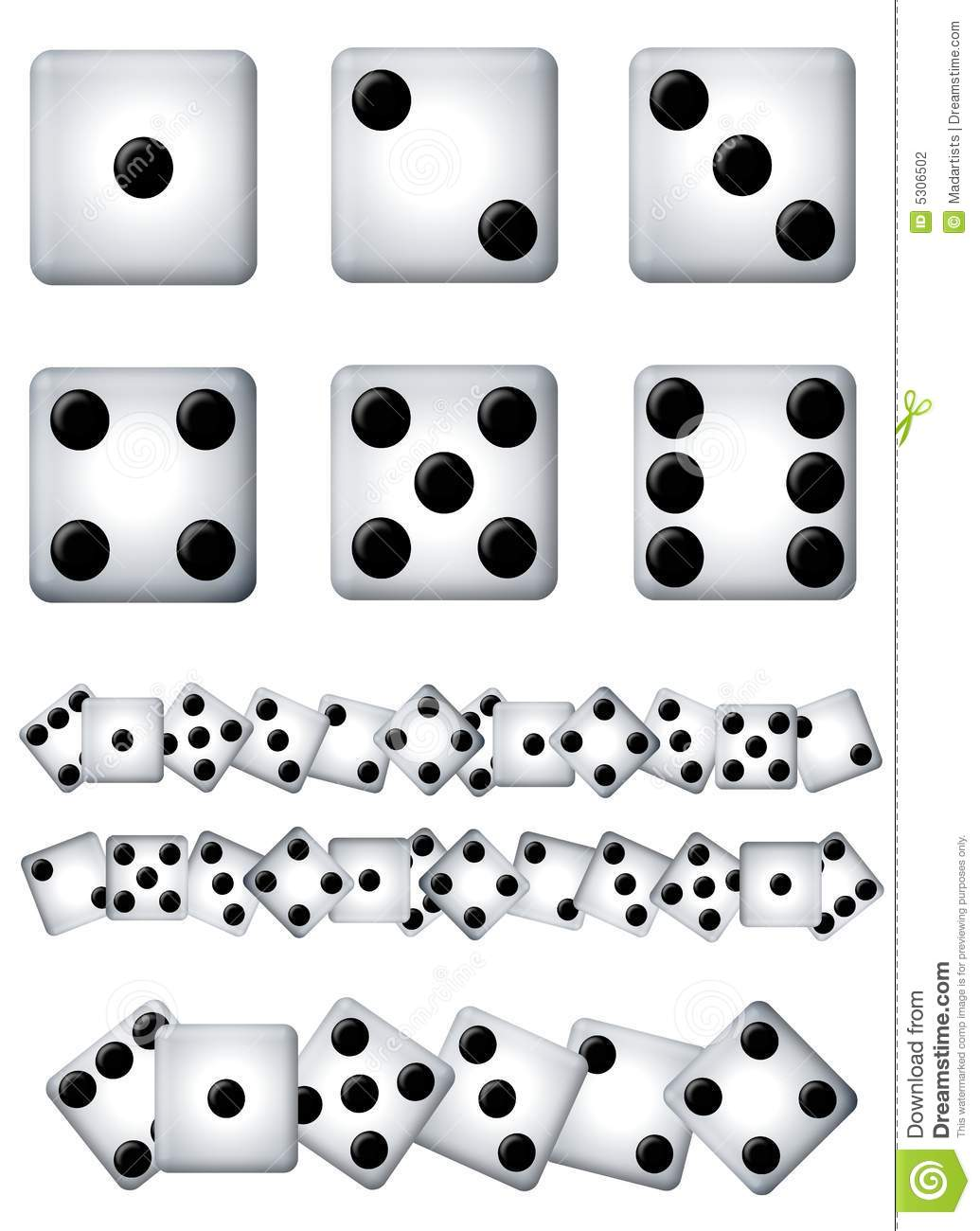 singles in dice From which i exclude board games that rely primarily on dice, such as backgammon, other race games, and all roll and move games beetle (aka cooties) each player rolls a die and draws a certain part of a bug, depending on the die roll.