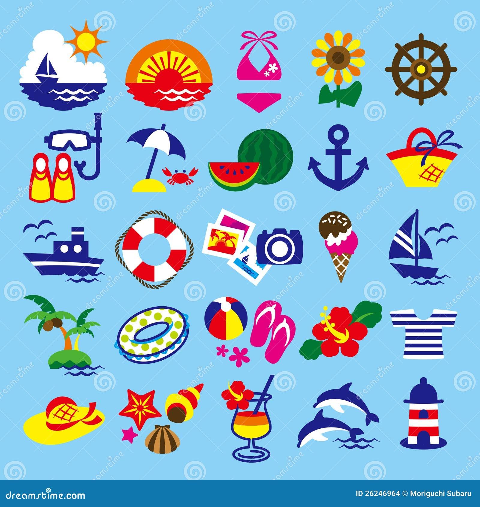 Clip Art Clip Art Summer clip art summer stock images image 26246964 summer